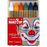 Voštane olovke za nanošenje na lice