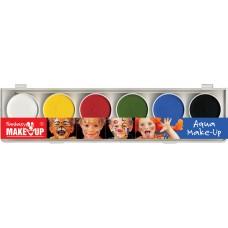 Aqua color Express 6 x 4g
